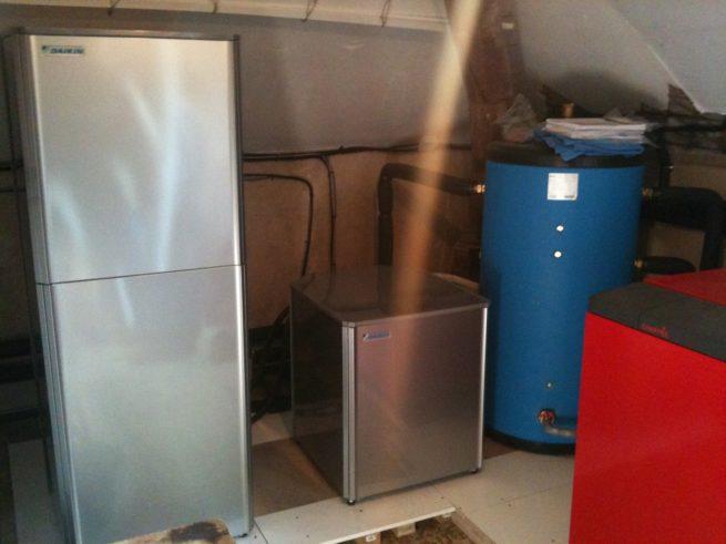 pompe à chaleur air eau nancy